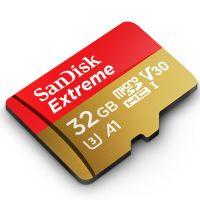 闪迪(Sandisk)32G TF卡 micro SDHC/micro SDXC /UHS-1((带卡套)SDSQXNE-032G-ZN6MA