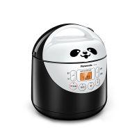 松下(Panasonic)迷你1.5升电饭煲 SR-C05(黑色)