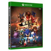 *【特价商品,非质量问题不退不换,售完即止】微软(Microsoft)  Xbox One/Xbox One S/Xbox One X 《索尼克力量》游戏光盘JJX-00001