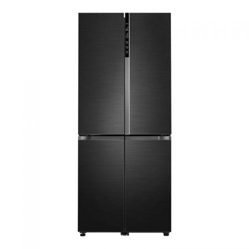 三星(SAMSUNG)524升二级能效十字对开门冰箱 RF50N5970B1/SC(浩瀚黑)