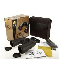 尼康(Nikon)阅野ACULON A211 7*50 双筒望远镜 (黑色)