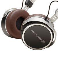 产地德国 进口拜雅(beyerdynamic)AVENTHO WIRELESS 阿凡图 蓝牙头戴式耳机(棕色)