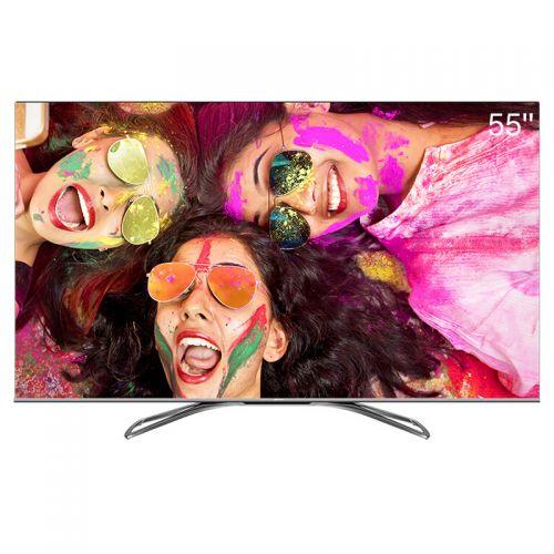 海信(Hisense)55英寸 4K高清ULED 全面屏智能电视 HZ55U7E