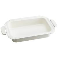BRUNO  陶瓷深锅适用BOE059 /B0E021(白色)