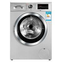 *博世(BOSCH)8公斤 带烘干 滚筒洗衣机 WDG244681W(银色)