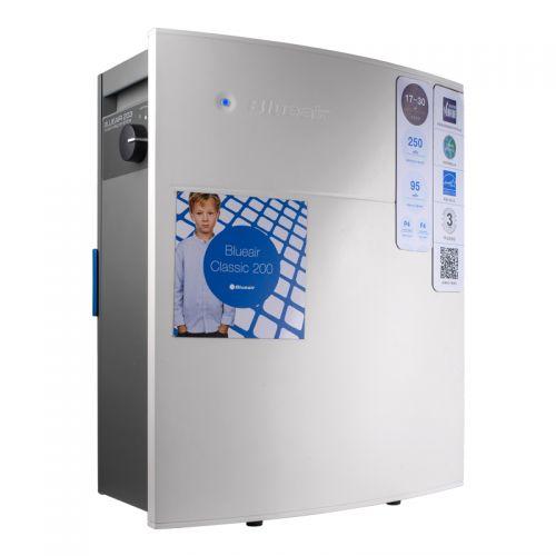布鲁雅尔(Blueair)雾霾空气净化器 除甲醛空气净化器 雾霾净化器 203Slim