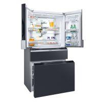西门子(SIEMENS)568L 变频一级能效智感零度四门冰箱 KF96NPX50C(滴釉灰)