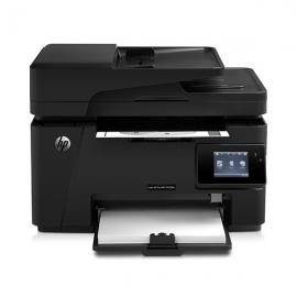 惠普(HP) LaserJet Pro MFP M128fw 一体机(打印 复印 扫描 传真)