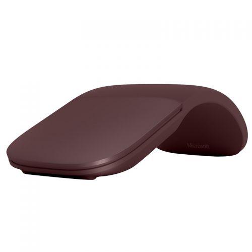 微软(Microsoft)Surface  Arc Touch 蓝牙鼠标CZV-00014(深酒红)