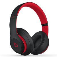 周年特别版:Beats Studio3 Wireless头戴式耳机 MRQ82PA/A (桀骜黑红色)