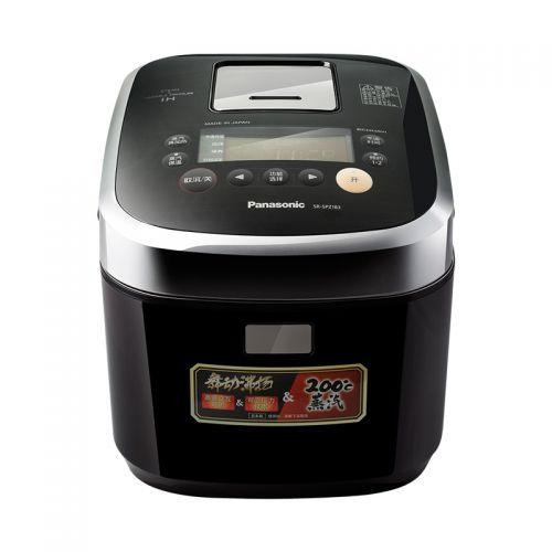 产地日本 进口松下(Panasonic)5升IH电磁电饭煲 SR-SPZ183KSQ