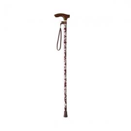 TacaoF(特高步)折叠拐杖EOP-105(酒红色)