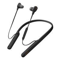产地马来西亚 进口索尼(SONY)颈挂式无线蓝牙耳机 高音质降噪耳麦WI-1000XM2