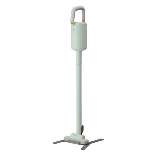 正负零±0 无线轻便家用可充电手持立式吸尘器 低噪轻音XJC-Y010(LG)(哑光淡绿)