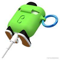 Case Mate 怪兽系列 AirPods耳机保护套(绿色)