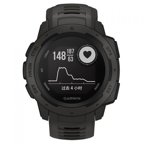 佳明(GARMIN)Instinct 本能 户外GPS智能手表