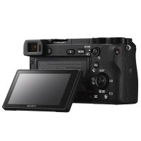索尼(SONY)ILCE-6500 微单APS-C数码相机 G镜头套装(SEL18105)黑色