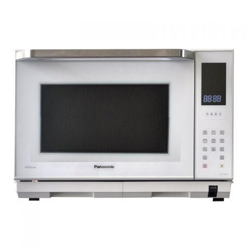 松下(Panasonic)27升 变频微波 蒸烤一体机 NN-DS1100XTE(白色)