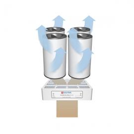 产地瑞士 进口 IQAir   HealthPro 除甲醛空气净化器 GC