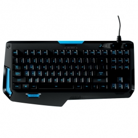 *【特价商品,非质量问题不退不换,售完即止】罗技(Logitech)G310 紧凑型机械游戏键盘