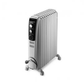 德龙(Delonghi)电热油汀取暖器 家用取暖器 家用电取暖器 TRD41020T(白色)