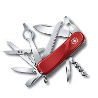 产地瑞士 进口维氏(VICTORINOX)德莱蒙瑞士军刀2.5013.E(红色)