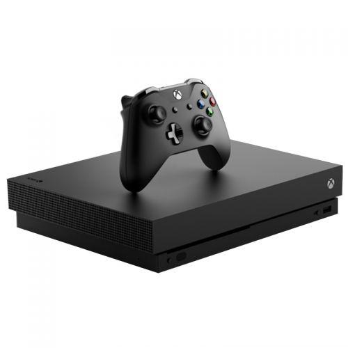 微软(Microsoft)Xbox One X 1TB家庭娱乐游戏机