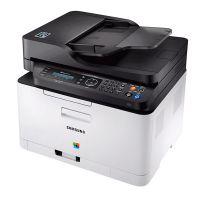 三星(SAMSUNG)SL-C480FW 彩色激光四合一多功能打印一体机SL-C480FW/XIL(打印 复印 扫描 传真)