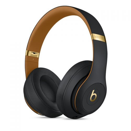 Beats Studio3 Wireless头戴式耳机 MTQW2PA/A (午夜黑)