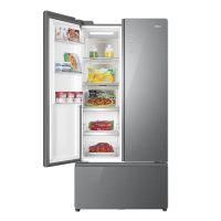 海尔(Haier)568升 抽屉式对开门冰箱 BCD-568WDCNU1(圣多斯银)