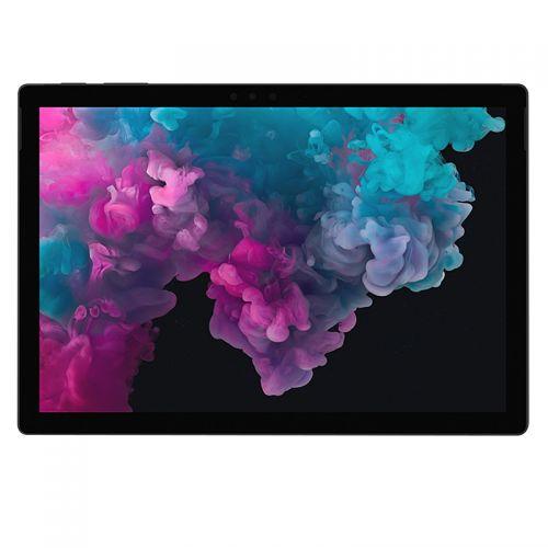 微软(Microsoft)Surface Pro 6 12.3英寸二合一平板电脑(i5-8250U 8G 256GB)典雅黑 KJT-00029