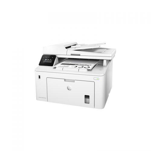 惠普(HP)LaserJet Pro MFP  M227fdw 黑白激光四合一多功能一体机G3Q75A(打印、复印、扫描、传真、自动双面打印)