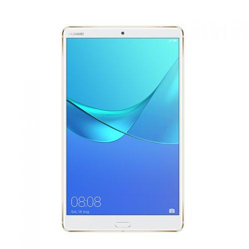 华为(HUAWEI) M5 8.4英寸 4GB+64GB WiFi版 平板电脑  (香槟金)SHT-W09