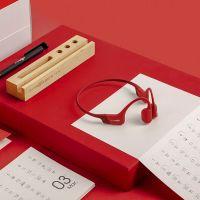 韶音骨传导运动蓝牙耳机春节礼盒AS800(烈日红)