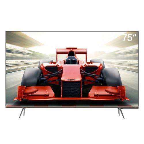 创维(Skyworth)75英寸 4K智能AI电视 75Q30(黑色)