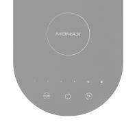 摩米士(Momax)Q.LED无线充电台灯 QL1CND(深空灰)
