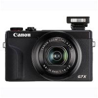 佳能(Canon)大光圈变焦数码相机 PowerShot G7 XMark III(黑色)