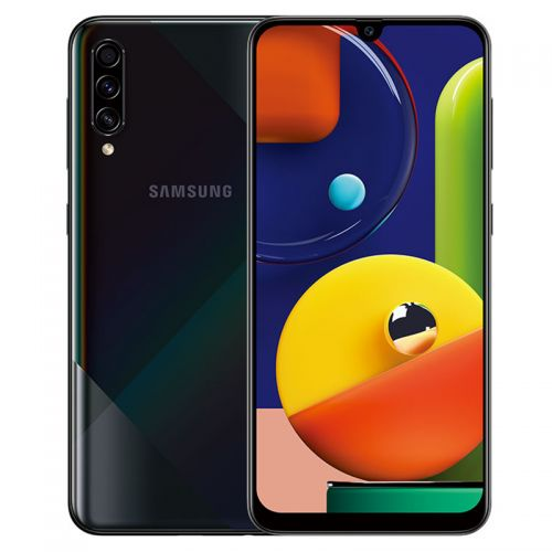 三星(SAMSUNG)Galaxy A50s 6GB+128GB 4800万后置三摄 光学屏下指纹 娱乐手机