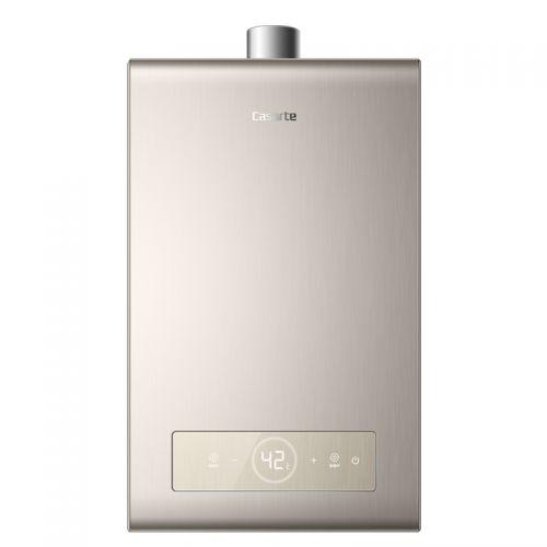 卡萨帝(Casarte)16升 强排式  室内  天然气热水器JSQ32-16CV