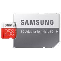 产地韩国进口三星(Samsung)TF256GB存储卡MB-MC256GA/CN(红色)【特价商品,非质量问题不退不换,售完即止】【清仓折扣】